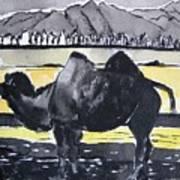 China Silk Road Poster