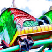 Chinese Dragon Ride 4 Poster
