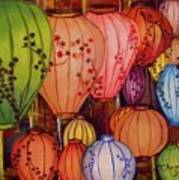 Chinese Lantern Festival Poster