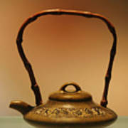 Chinese Teapot - A Symbol In Itself Poster