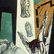 Chirico: Arch, 1914 Poster