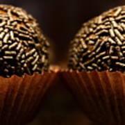 Chocolate Truffles Poster