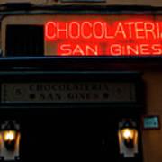 Chocolateria Poster