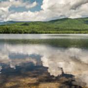 Chocorua Lake Reflections Poster