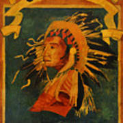 Choctaw 1935 Poster