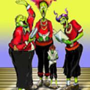 Choir Practice Poster