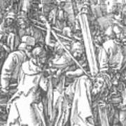 Christ Bearing The Cross 1509 Poster