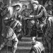 Christ Before Pilate Poster by Granger
