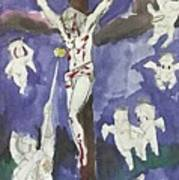 Christ Crucifixion Poster