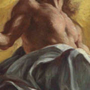 Christ In Glory  Detail Poster