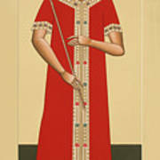 Christ The King The Bridegroom 066 Poster