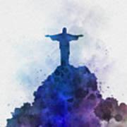 Christ The Redeemer Poster