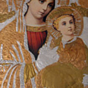 Christianity - Mary And Jesus Poster