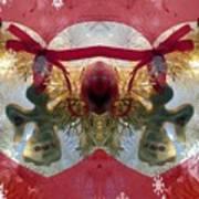 Christmas Angel Magic Poster