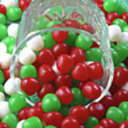Christmas Candy Poster