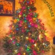 Christmas Corner Poster