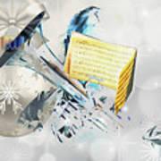 Christmas Time Music Poster