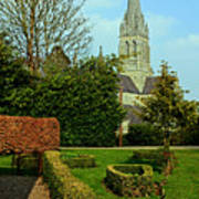Church Garden Poster