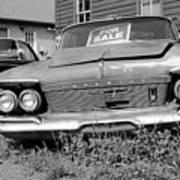 Chrysler Imperials - Bw Poster