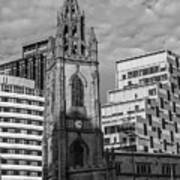 Church Of Our Lady And Saint Nicholas Liverpool Poster