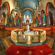 Church Of St. Paul The Apostle Poster