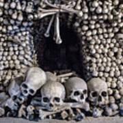 Church Of The Bones Poster