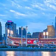 Cincinnati All Star Game  Poster