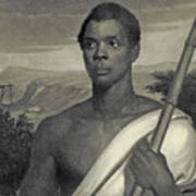 Cinque, The Chief Of The Amistad Captives Poster