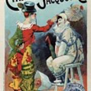 Cirage Jacquot And Cie - Vintage French Advertising Poster Poster