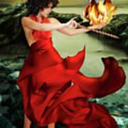 Circe, Greek Mythological Goddess Poster