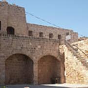 Citadel In Akko Poster