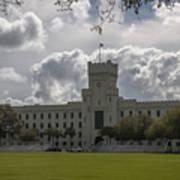 Citadel Military College Poster