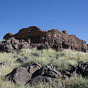 Citadel Pueblo Poster