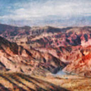 City - Arizona - Grand Hills Poster