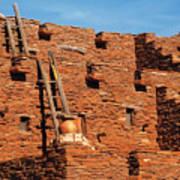 City - Arizona - Pueblo Poster