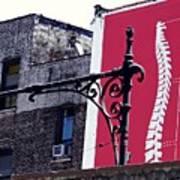 City Exoskeleton Poster