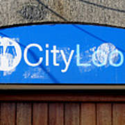 City Loos Poster