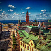 City Of Helsingborg Poster