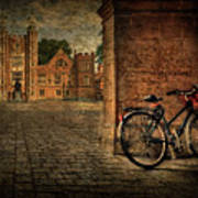 City Wheels Poster