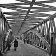 Civil War - Chain Bridge Poster