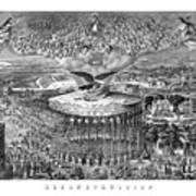 Civil War Reconstruction Poster