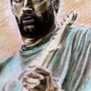 Clapton Poster