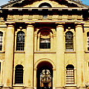 Clarendon Building, Broad Street, Oxford Poster