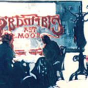 Clarinda's Tea Room Poster