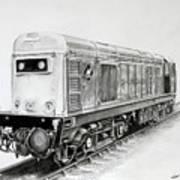 Class 20 205 Poster