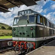 Class 31 Diesel 3 Poster