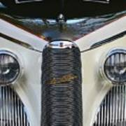 Classic Car Front End Poster
