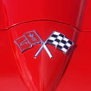 Classic Car No. 25 Poster