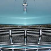 Classic Car No. 5 Poster