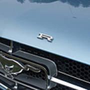 Classic Car No. 7 Poster